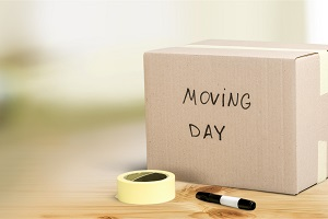 Moving House. Local movers